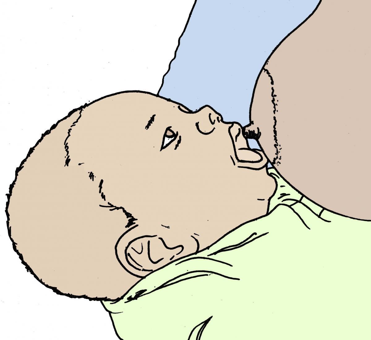 Breastfeeding - Breastfeeding pre-attachment - 05C - Non-country specific