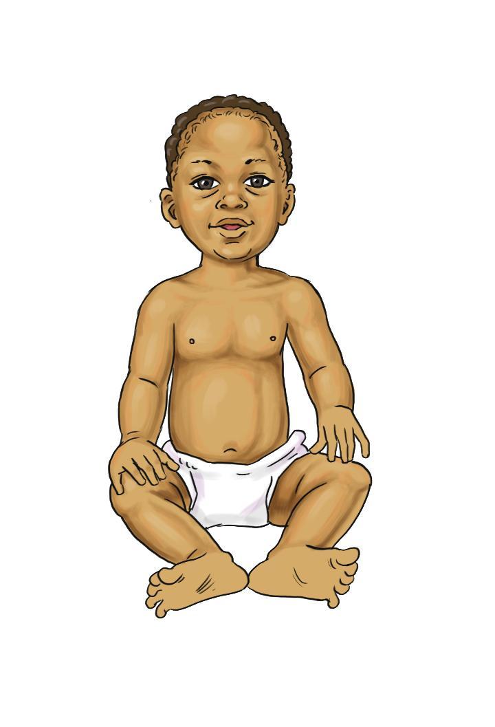 Breastfeeding - Healthy baby 0-6mo - 07 - Burkina Faso