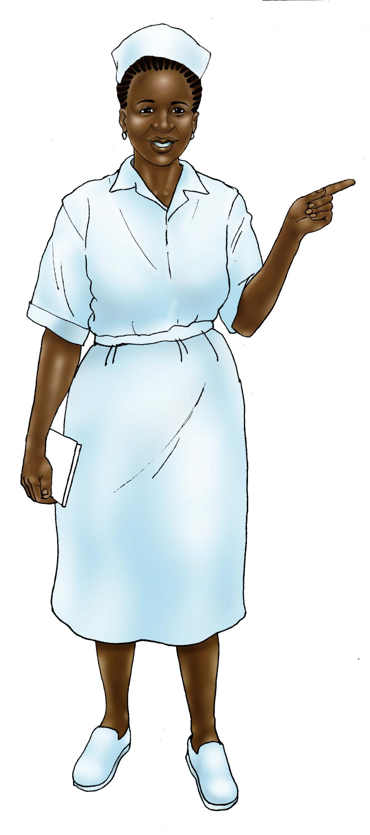 People - Nurse from clinic - 00 - Unknown