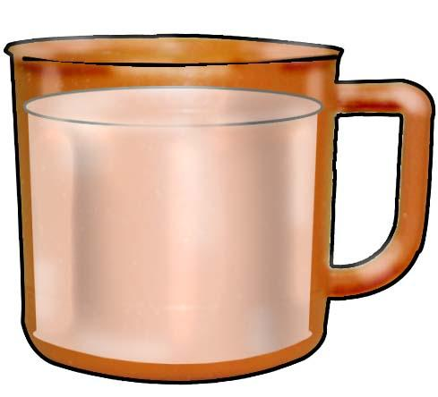 Objects - Cup of milk - 01D - Non-country specific
