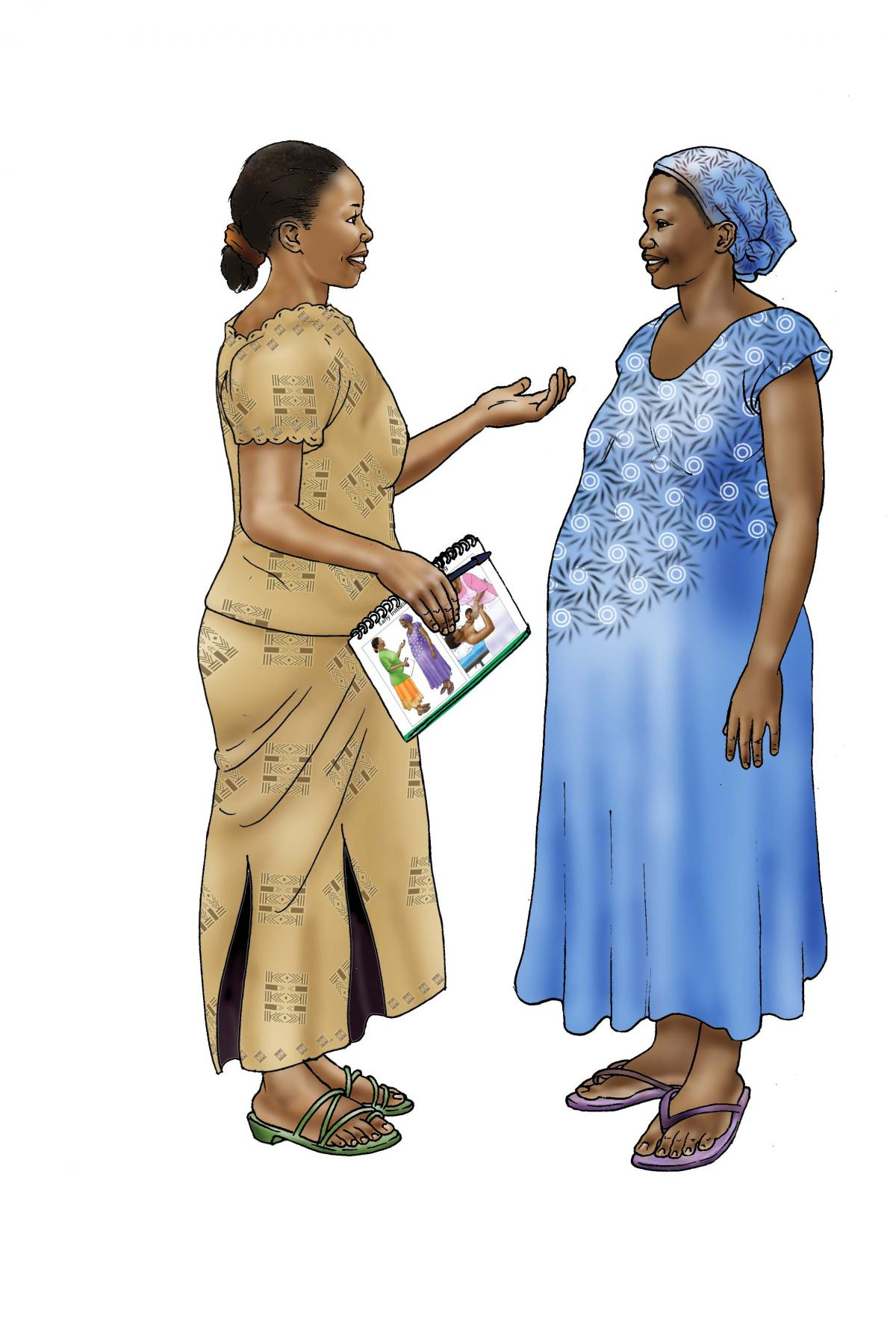 Maternal Health - Counseling - 00B - Non-country specific