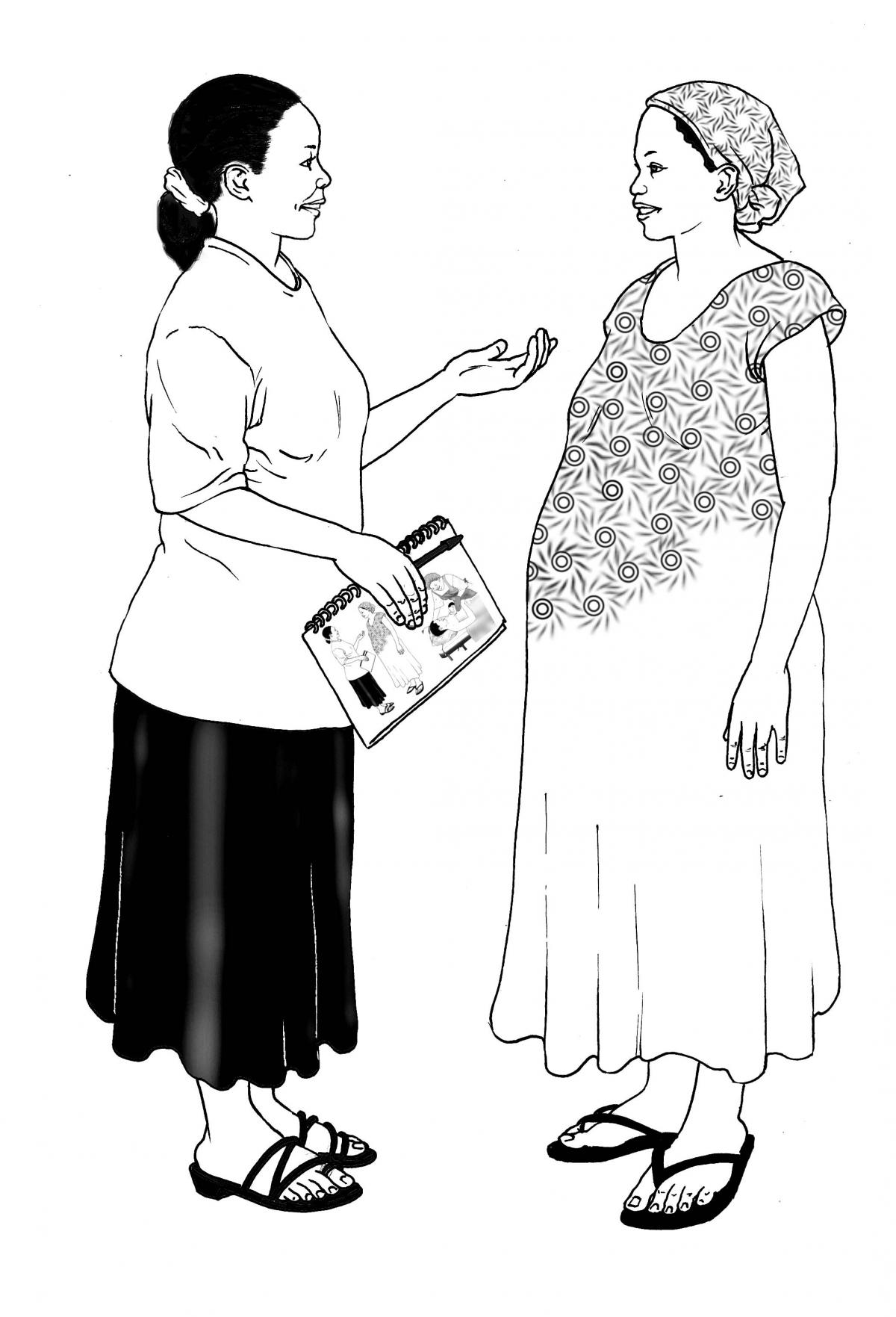 Maternal Health - Counseling - 00A - Non-country specific