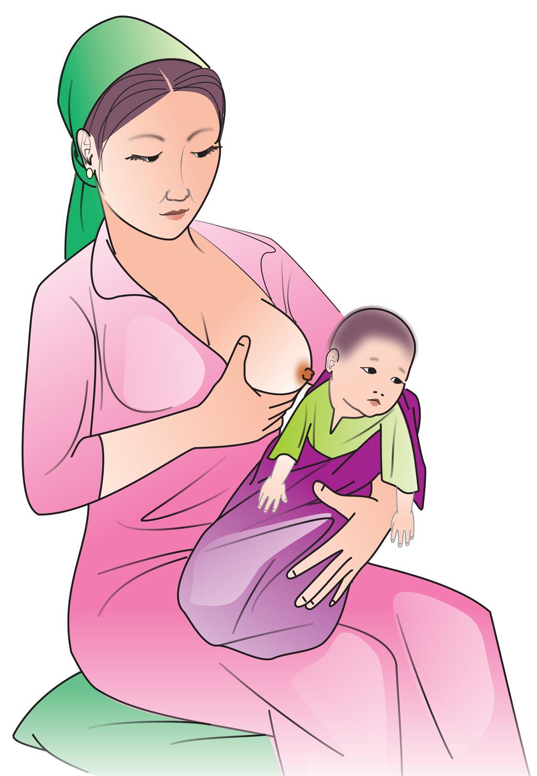 Sick Child Health - Breastfeeding a sick child 0-24mo - 01 - Kyrgyz Republic