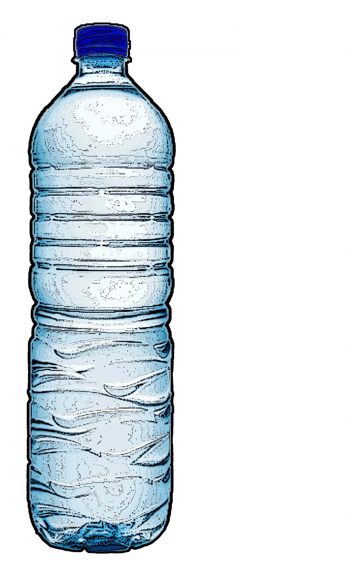 Objects - Water bottle - 01 - Sierra Leone