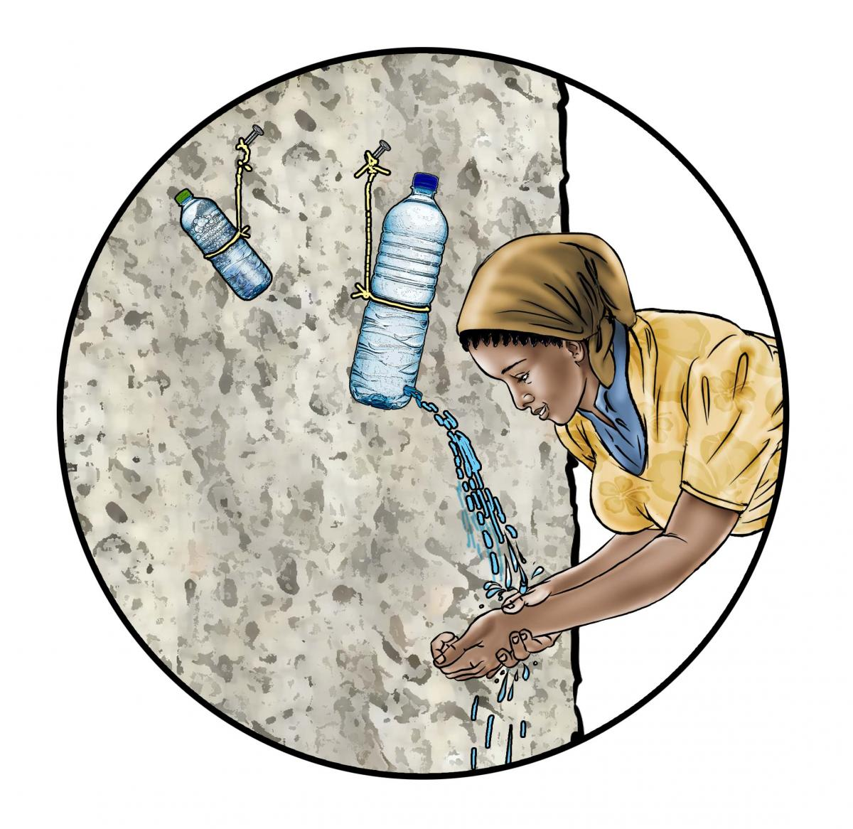 Hygiene - Handwashing - 04 - Sierra Leone