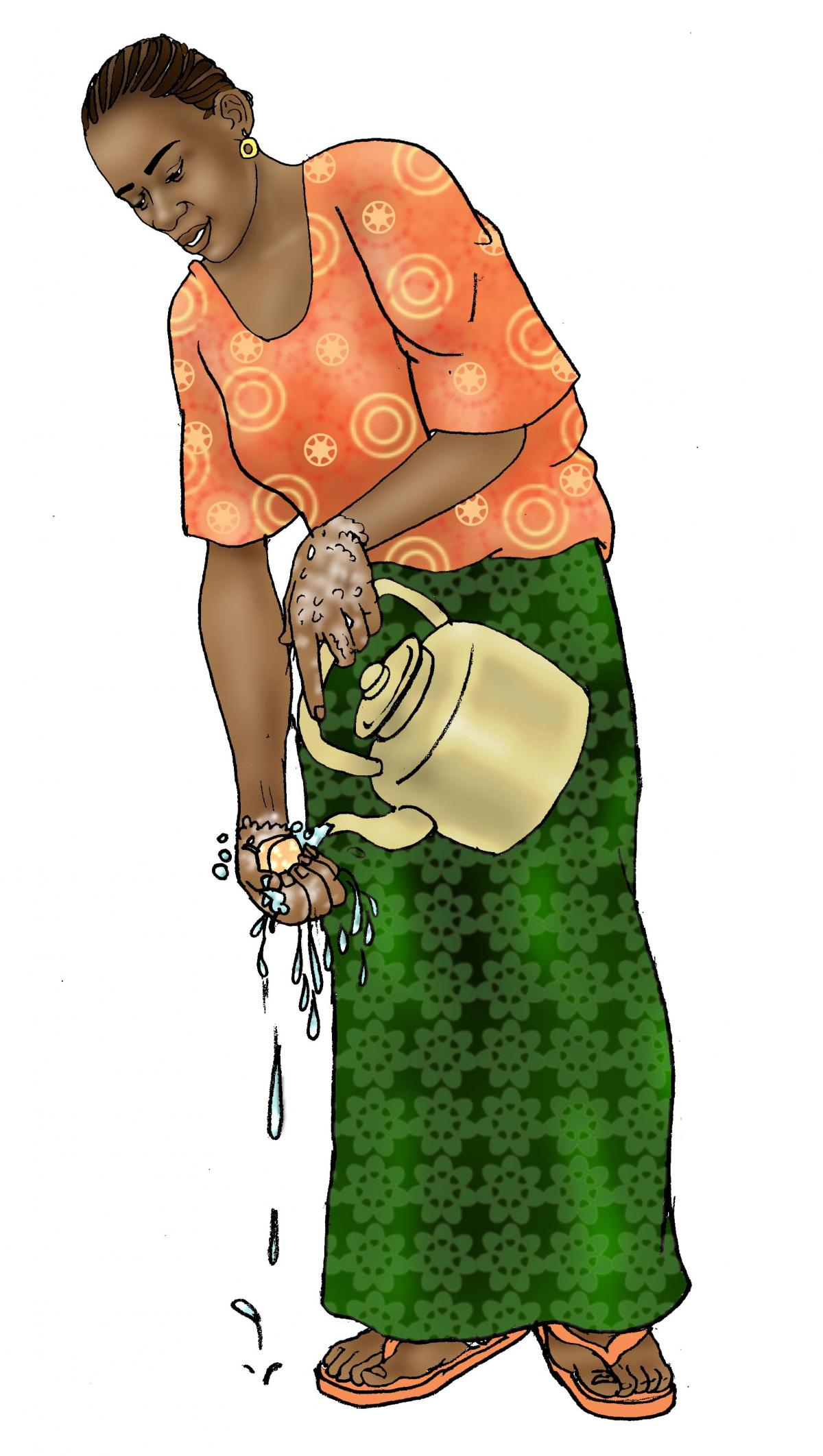 Sanitation - Handwashing - 00B - Niger