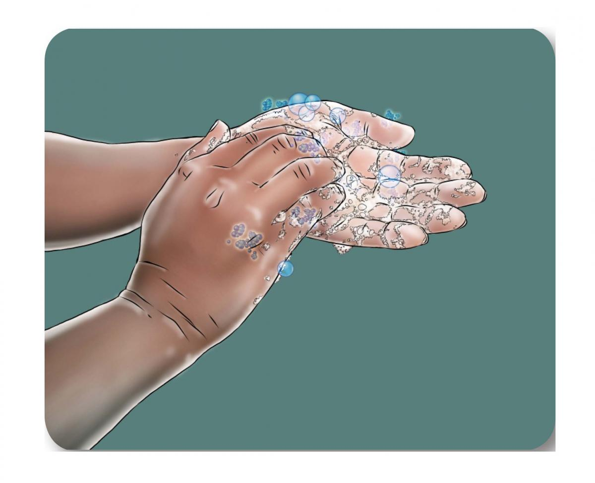 Hygiene - Handwashing - 03 - Unknown