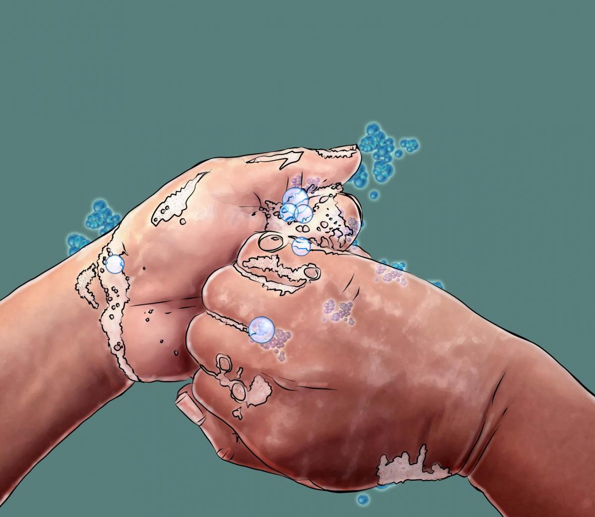 Hygiene - Handwashing - 06B - Unknown