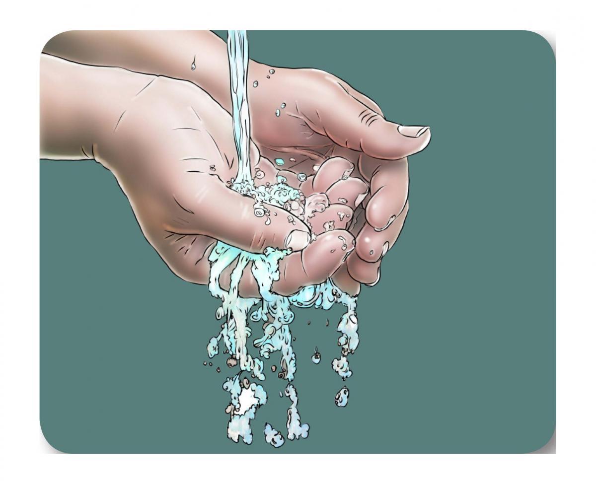Hygiene - Handwashing - 08A - Unknown