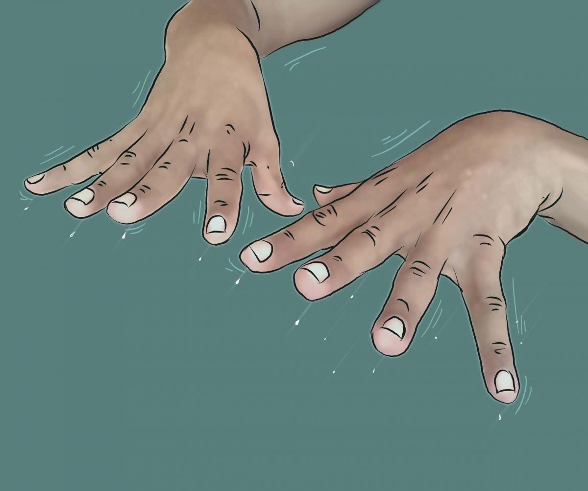 Hygiene - Handwashing - 09B - Unknown