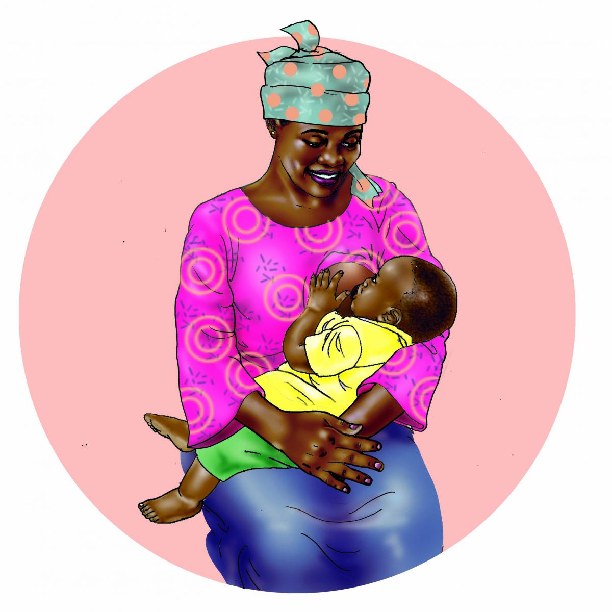 Breastfeeding - Exclusive breastfeeding 6-9 mo - 00B - Benin