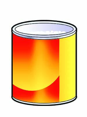 Objects - Can of milk - 00A - Non-country specific