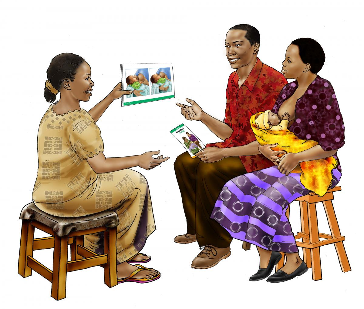 Counseling - Breastfeeding counseling - 01B - Non-country specific