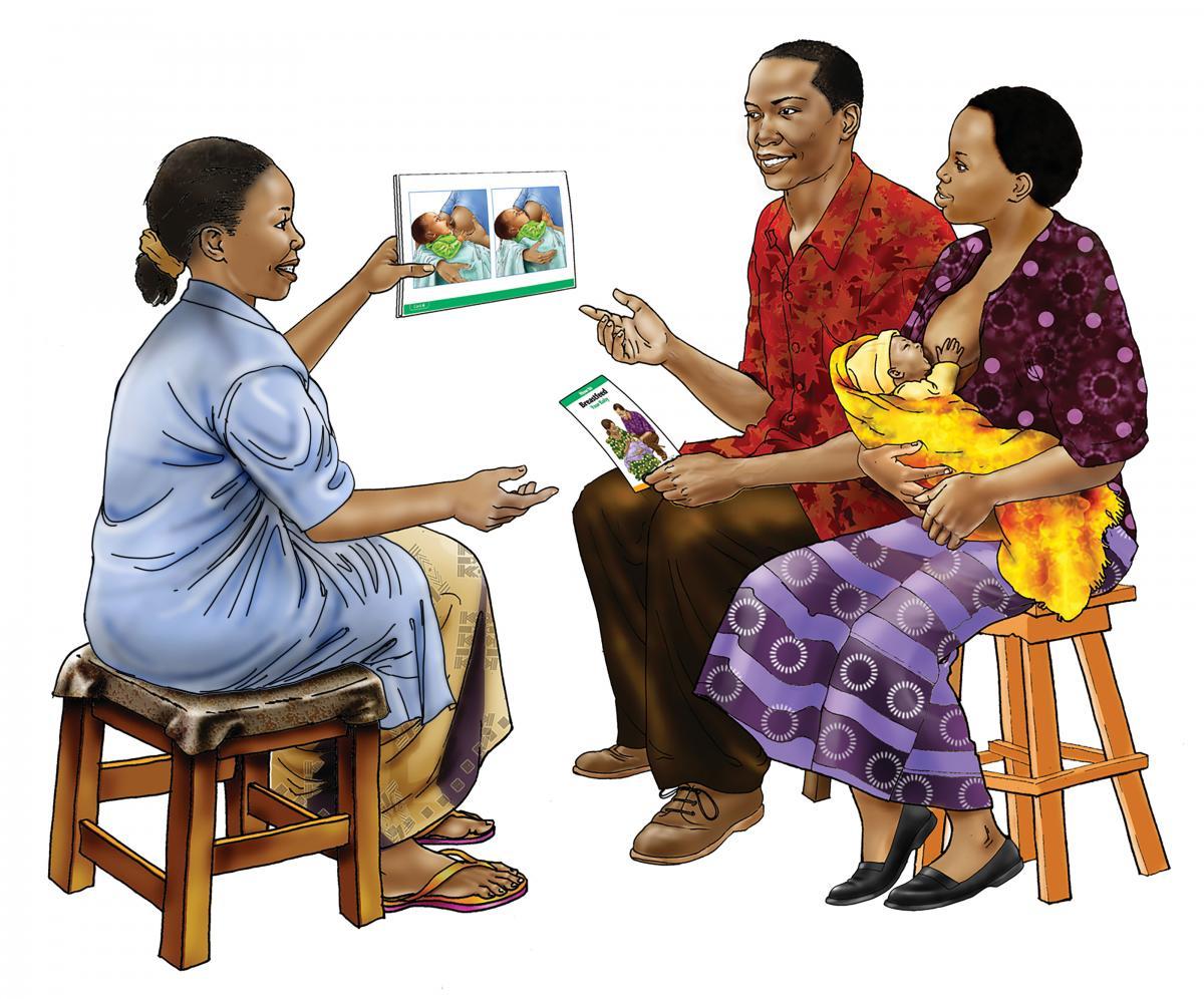 Counseling - Breastfeeding counseling - 01B - Rwanda