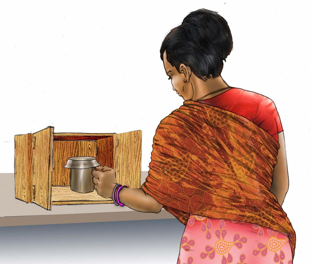 Cup feeding - Cup feeding - 05 - India