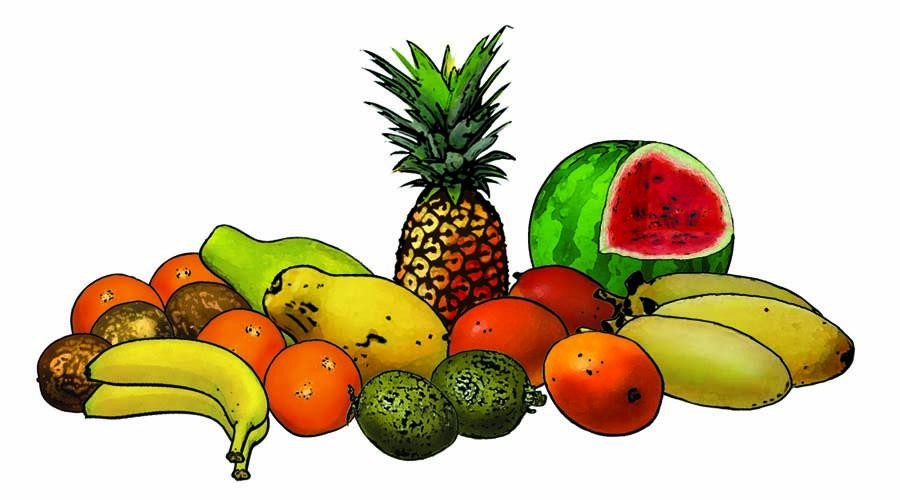 Food - Fruit - 00W - Non-country specific