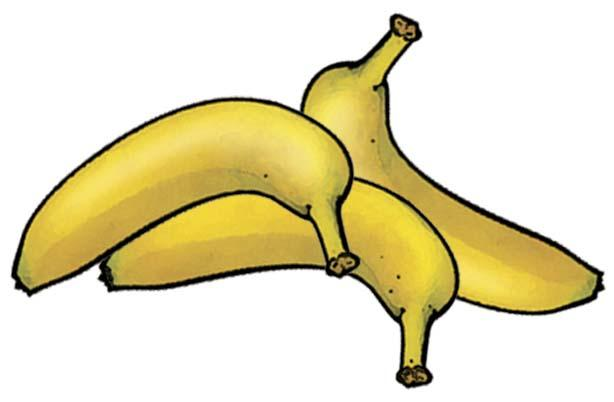 Food - Bananas - 00C - Non-country specific