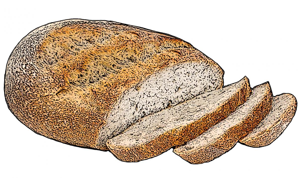 Food - Bread - 00F - Non-country specific