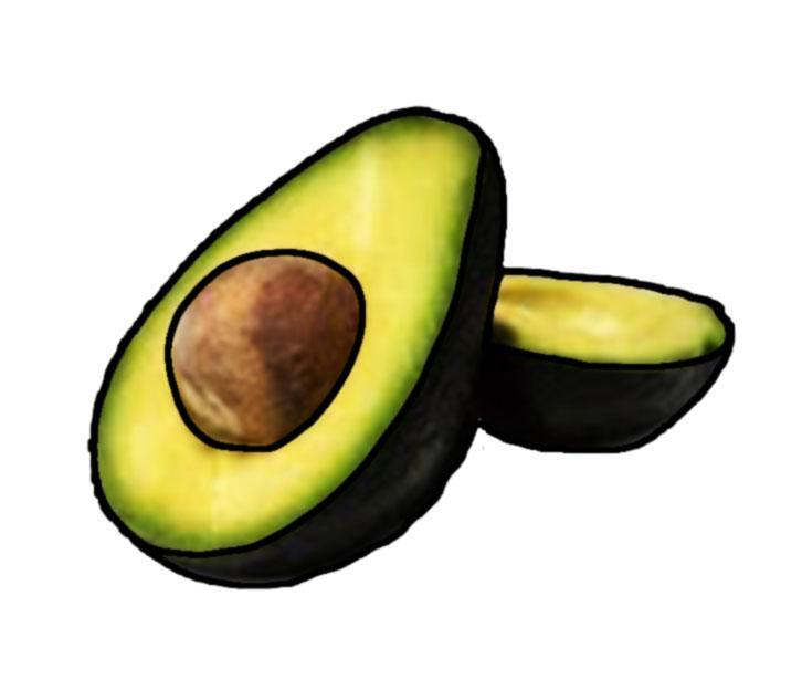 Food - Avocado - 01 - Rwanda