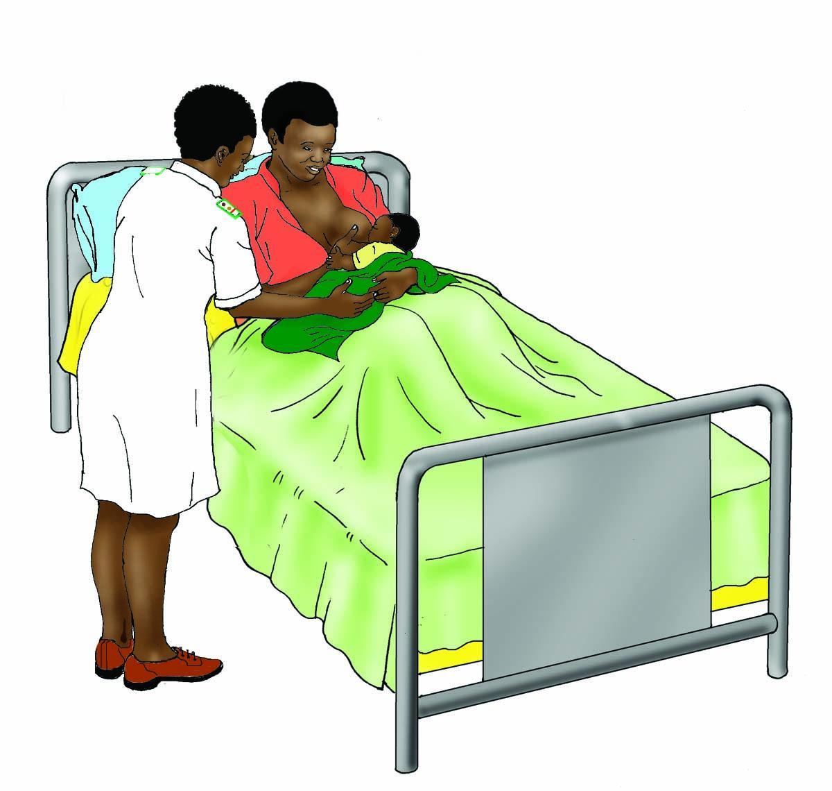 Breastfeeding - Early initiation of breastfeeding - 00 - Zimbabwe