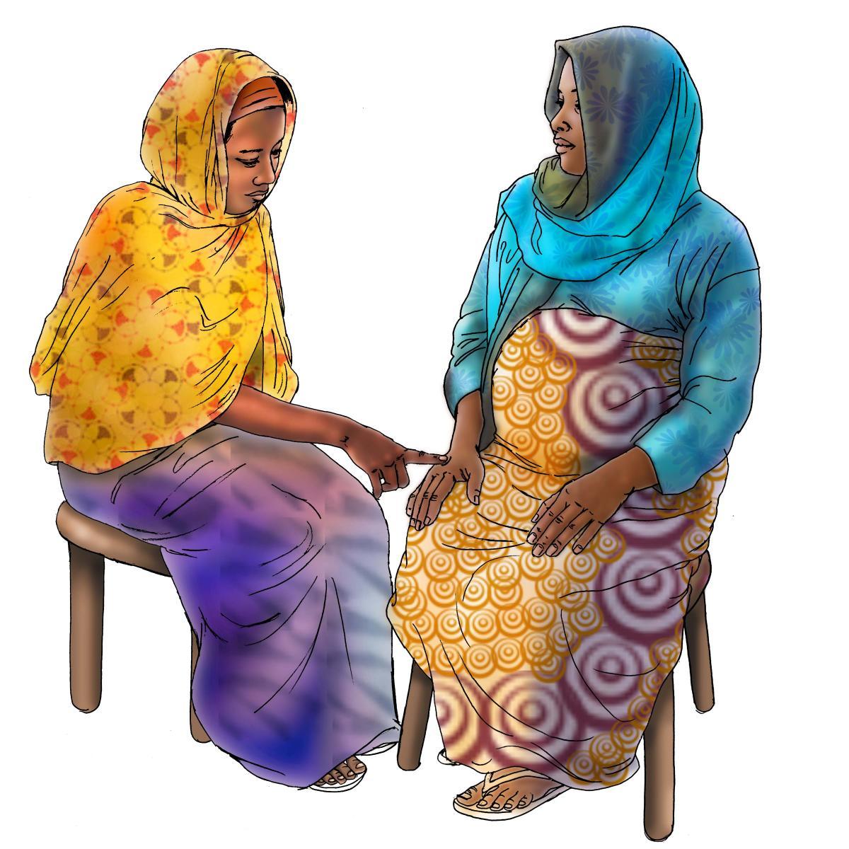 Maternal health - Testing - 04 - Kenya Dadaab