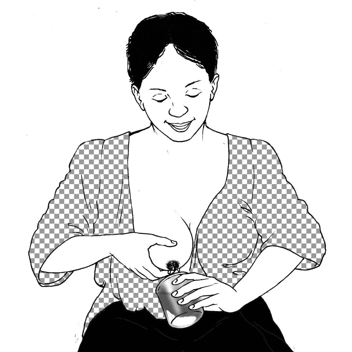 Breastfeeding - Expressing breastmilk - 02 - Non-country specific