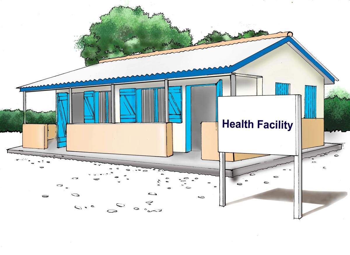 Objects - Health center - 00 - Nigeria