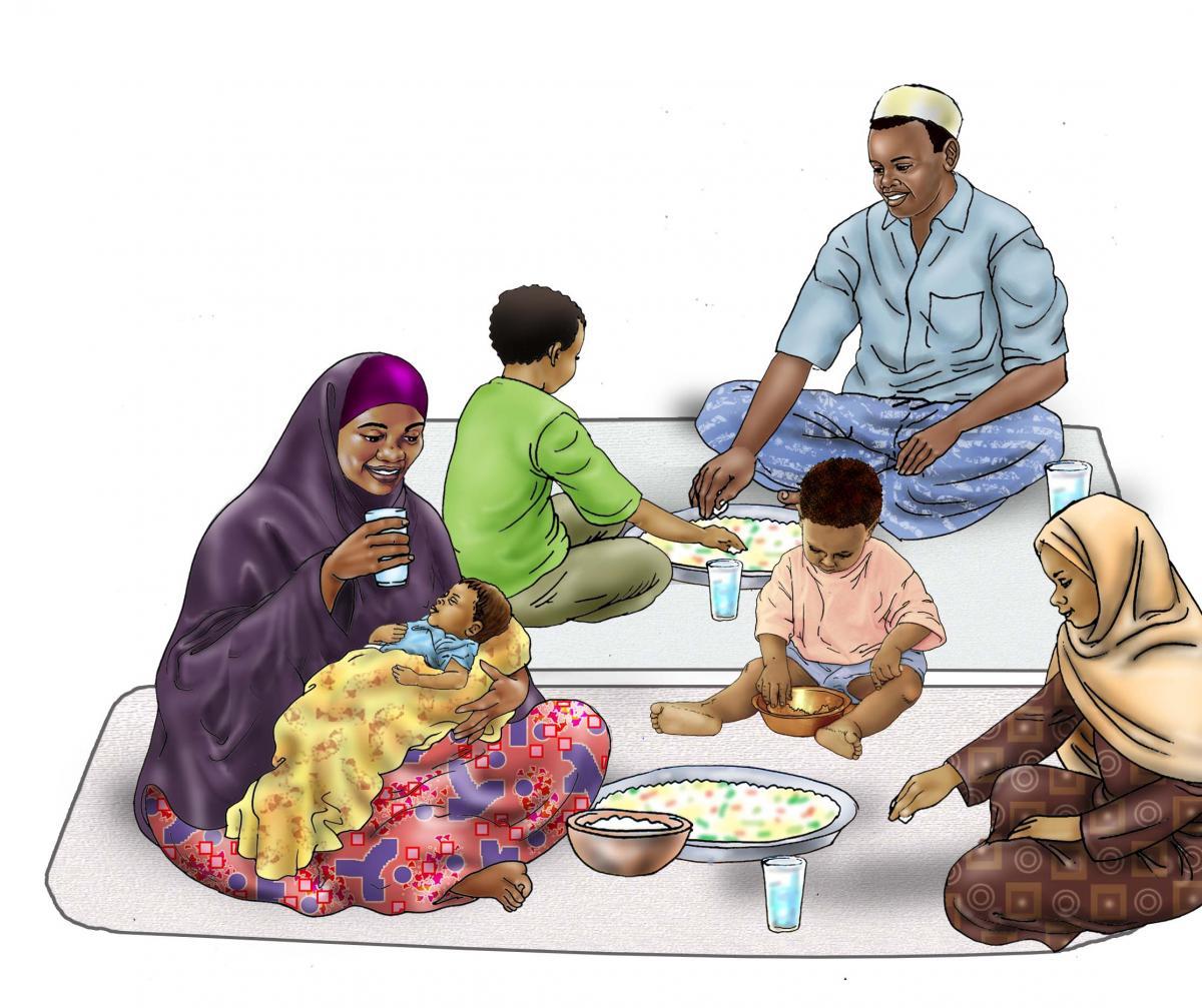 Family - Ideal Family - 01 - Kenya Dadaab