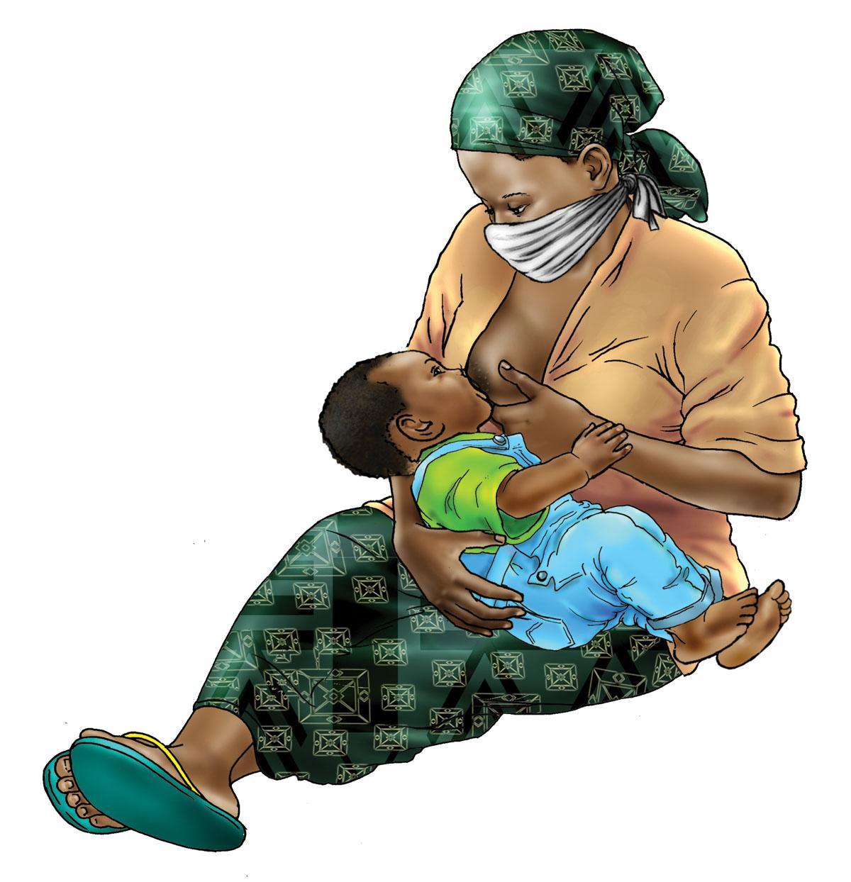 Breastfeeding - Breastfeeding 9-12mo - 05 - COVID