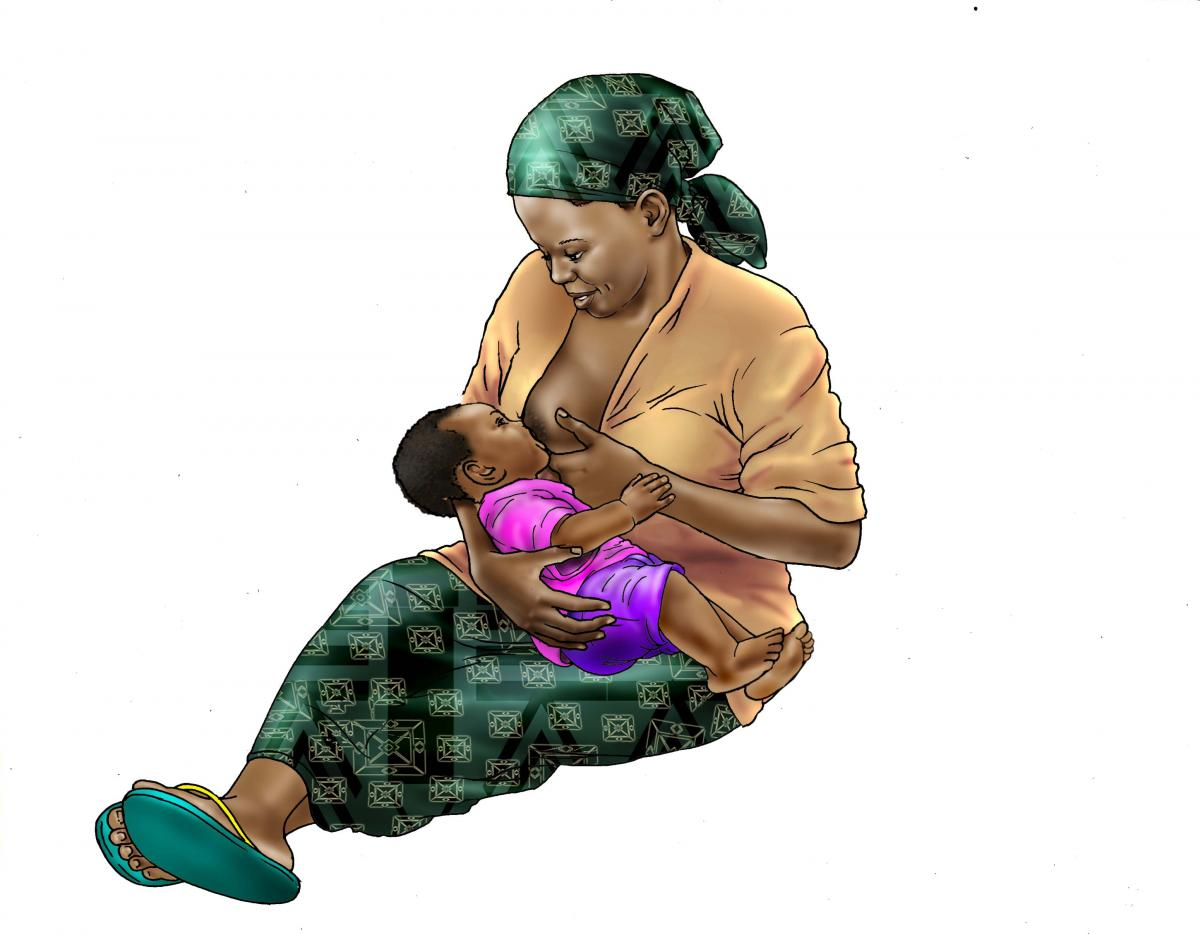 Breastfeeding - Breastfeeding 7-9pm 6-9 mo - 03B - Non-country specific