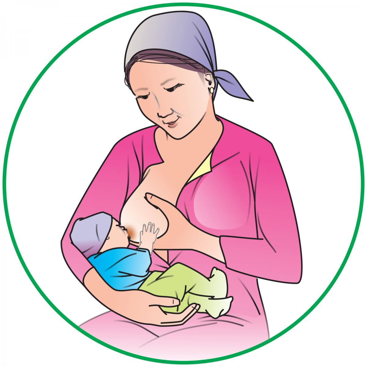 Breastfeeding - Breastfeeding 6mo 6mo - 01 - Kyrgyz Republic