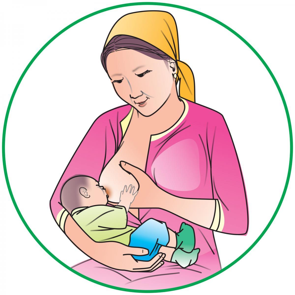 Breastfeeding - Breastfeeding 7-9mo 7-9mo - 03 - Kyrgyz Republic