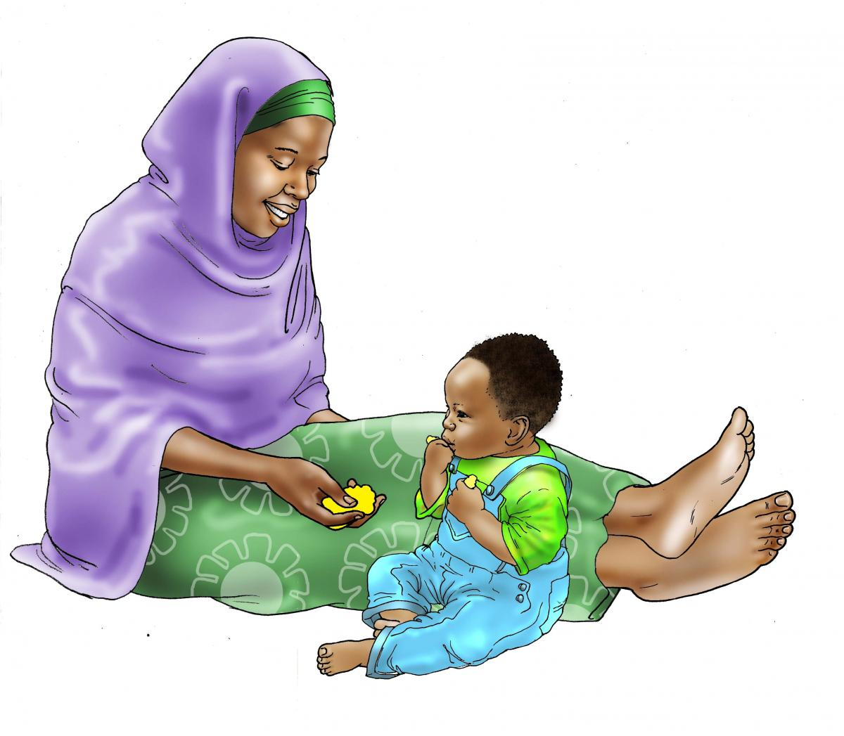 Complementary Feeding - Complementary Feeding 9-12 mo 9-12 mo - 06A - Niger