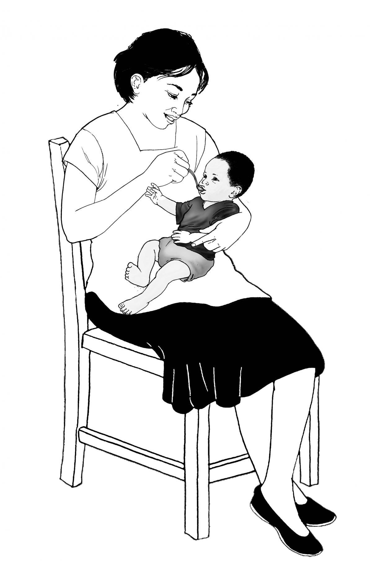 Complementary Feeding - Complementary Feeding 6-12 months 6-24 mo - 00 - Non-country specific