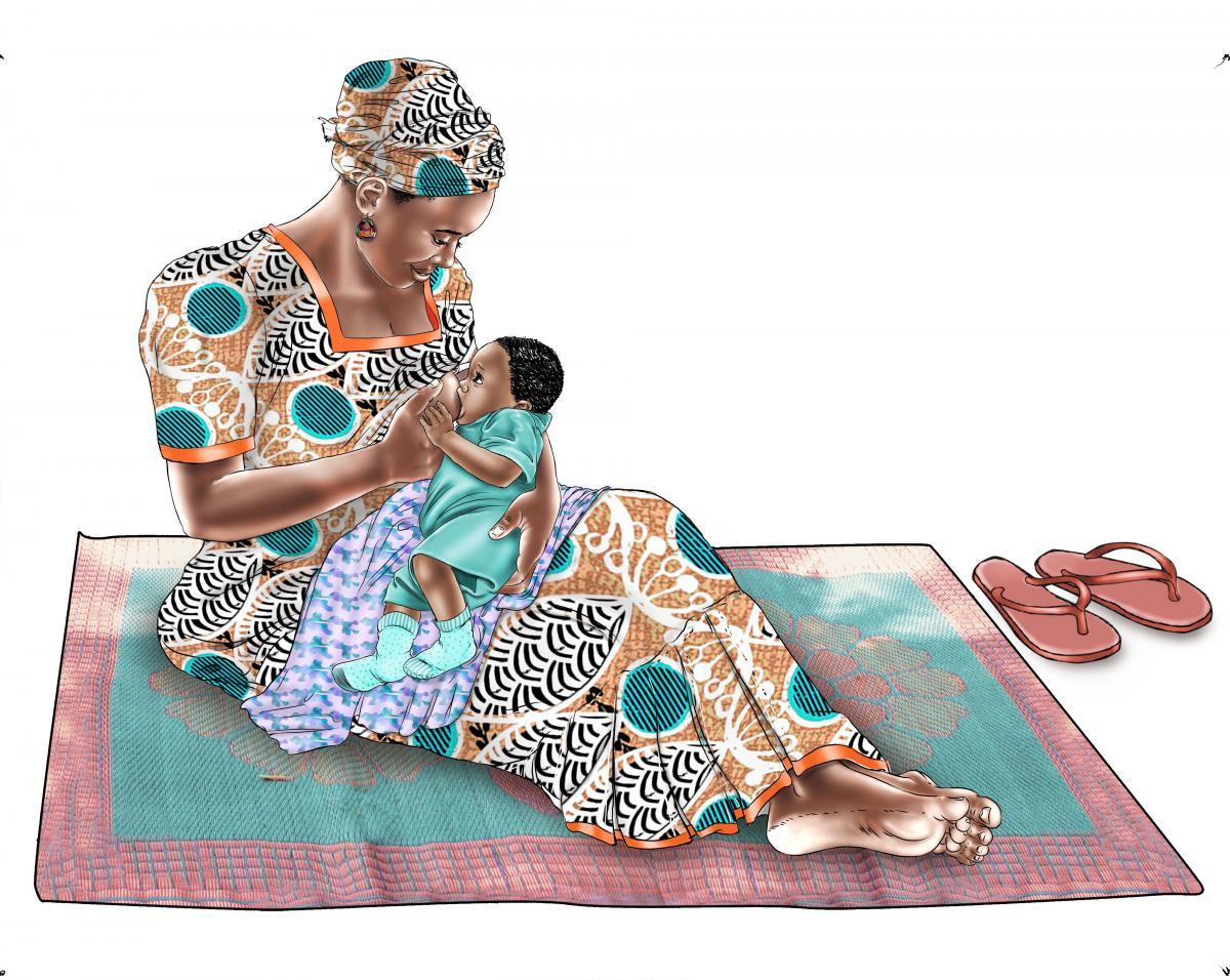 Breastfeeding - Exclusive Breastfeeding 0-6 mo - 00 - Senegal