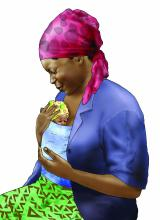 Breastfeeding - Feeding a low birth weight baby 0-9 mo - 00B - Non-country specific