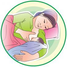 Breastfeeding - Breastfeeding at night  - 02 - Kyrgyz Republic