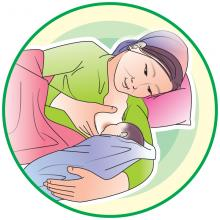 Breastfeeding - Breastfeeding at night  - 02 - Kyrgyz Republic