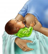Breastfeeding - Breastfeeding pre-attachment 0-6 mo - 05C - Nigeria