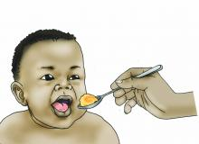 Complementary Feeding - Adding micronutrient powder to complementary foods 6-24 mo - 00 - Non-country specific