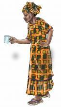 Breastfeeding - No water during breastfeeding 0-24 mo - 01 - Senegal