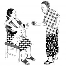 Breastfeeding - No water during breastfeeding 0-6 mo - 01 - Non-country specific
