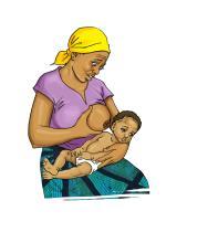 Breastfeeding - Refusal to feed 0-6mo - 03 - Burkina Faso