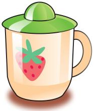 Objects - Juice cup  - 03 - Kyrgyz Republic