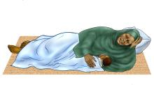 Maternal health - Sick mother breastfeeding - 02 - Nigeria