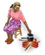Food practices - Preparing milk - 00 - Sierra Leone