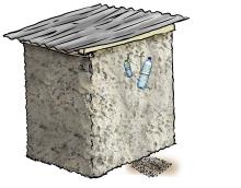 Objects - Latrine - 02 - Sierra Leone