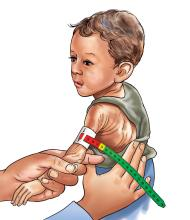 Sick Child Health - MUAC results - Severe Acute Malnutrition 0-6mo - 05 - Nepal