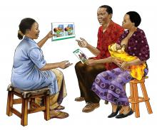 Counseling - Breastfeeding counseling - 01B - Rwanda