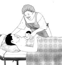 Breastfeeding - Early initiation of breastfeeding 0-6 mo - 01A - Non-country specific